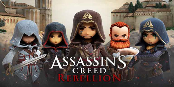 Assassin's Creed Rebellion Cheat Hack Online Generator Helix Credits
