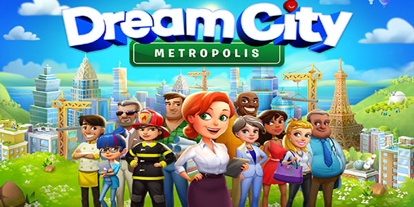 Dream City Metropolis Cheat Hack Online Generator Gems and Coins