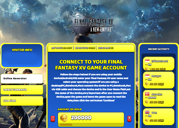 Final Fantasy XV Cheat, Final Fantasy XV Cheat online, Final Fantasy XV Cheat apk, Final Fantasy XV apk mod, Final Fantasy XV mod online, Final Fantasy XV generator, Final Fantasy XV cheats codes, Final Fantasy XV cheats, Final Fantasy XV unlimited Gold, Final Fantasy XV Cheat android, Final Fantasy XV cheat Gold, Final Fantasy XV tricks, Final Fantasy XV cheat unlimited Gold, Final Fantasy XV online generator, Final Fantasy XV free Gold, Final Fantasy XV tips, Final Fantasy XV apk mod, Final Fantasy XV hack, Final Fantasy XV hack online, Final Fantasy XV hack apk, Final Fantasy XV android hack, Final Fantasy XV apk cheats, mod Final Fantasy XV, Cheat Final Fantasy XV, cheats Final Fantasy XV, Final Fantasy XV generator online, Final Fantasy XV Hack iPhone, Final Fantasy XV cheats iOS, Final Fantasy XV Triche, Final Fantasy XV astuce, Final Fantasy XV Pirater, Final Fantasy XV jeu triche,Final Fantasy XV triche android, Final Fantasy XV tricher, Final Fantasy XV outil de triche,Final Fantasy XV gratuit Gold, Final Fantasy XV illimite Gold, Final Fantasy XV astuce android, Final Fantasy XV tricher jeu, Final Fantasy XV telecharger triche, Final Fantasy XV code de triche, Final Fantasy XV cheat online, Final Fantasy XV generator Gold, Final Fantasy XV cheat generator, Final Fantasy XV hacken, Final Fantasy XV beschummeln, Final Fantasy XV betr���gen, Final Fantasy XV betr���gen Gold, Final Fantasy XV unbegrenzt Gold, Final Fantasy XV Gold frei, Final Fantasy XV hacken Gold, Final Fantasy XV Gold gratuito, Final Fantasy XV mod Gold, Final Fantasy XV trucchi, Final Fantasy XV enga���ar