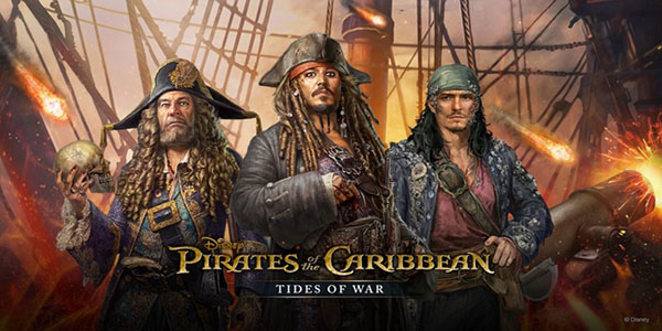 Pirates of the Caribbean Tides of War Cheat Hack Online Generator Gold