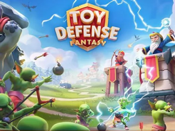 Toy Defense Fantasy