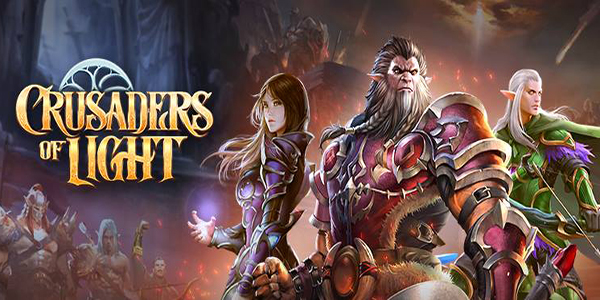 Crusaders of Light Cheat Hack Online Free Gold and Crystals