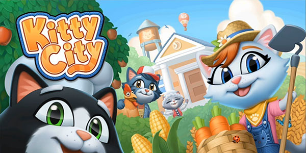 Kitty City Cheat Hack Online Generator Gems and Coins Unlimited