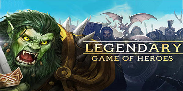 Legendary Game of Heroes Cheat Hack Online Generator Gems and Gold Unlimited