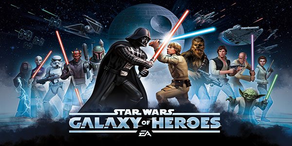 Star Wars Galaxy of Heroes Cheat Hack Online Crystals and Credits
