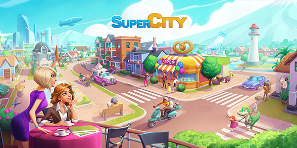 SuperCity Build a Story Cheat Hack Online Generator Superbucks, Coins