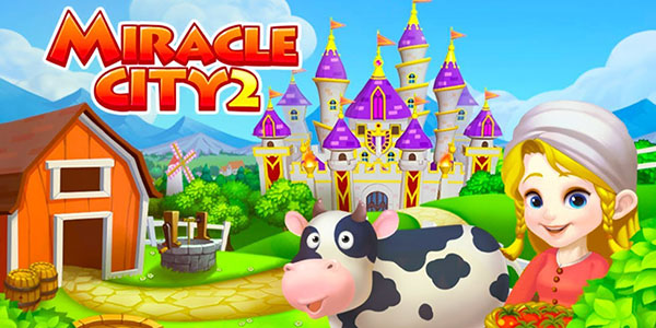 Miracle City 2 Cheat Hack Online Generator Crystals and Coins Unlimited
