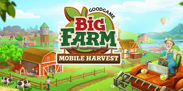 Big Farm Mobile Harvest Cheat Hack Online Generator Dollars and Gold