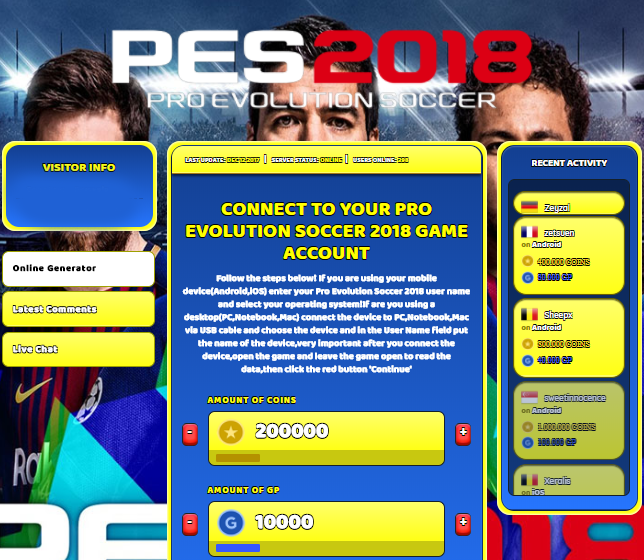 Pro Evolution Soccer 2018 Cheat, Pro Evolution Soccer 2018 Cheat online, Pro Evolution Soccer 2018 Cheat apk, Pro Evolution Soccer 2018 apk mod, Pro Evolution Soccer 2018 mod online, Pro Evolution Soccer 2018 generator, Pro Evolution Soccer 2018 cheats codes, Pro Evolution Soccer 2018 cheats, Pro Evolution Soccer 2018 unlimited Coins and GP, Pro Evolution Soccer 2018 Cheat android, Pro Evolution Soccer 2018 cheat Coins and GP, Pro Evolution Soccer 2018 tricks, Pro Evolution Soccer 2018 cheat unlimited Coins and GP, Pro Evolution Soccer 2018 online generator, Pro Evolution Soccer 2018 free Coins and GP, Pro Evolution Soccer 2018 tips, Pro Evolution Soccer 2018 apk mod, Pro Evolution Soccer 2018 hack, Pro Evolution Soccer 2018 hack online, Pro Evolution Soccer 2018 hack apk, Pro Evolution Soccer 2018 android hack, Pro Evolution Soccer 2018 apk cheats, mod Pro Evolution Soccer 2018, Cheat Pro Evolution Soccer 2018, cheats Pro Evolution Soccer 2018, Pro Evolution Soccer 2018 generator online, Pro Evolution Soccer 2018 Hack iPhone, Pro Evolution Soccer 2018 cheats iOS, Pro Evolution Soccer 2018 Triche, Pro Evolution Soccer 2018 astuce, Pro Evolution Soccer 2018 Pirater, Pro Evolution Soccer 2018 jeu triche,Pro Evolution Soccer 2018 triche android, Pro Evolution Soccer 2018 tricher, Pro Evolution Soccer 2018 outil de triche,Pro Evolution Soccer 2018 gratuit Coins and GP, Pro Evolution Soccer 2018 illimite Coins and GP, Pro Evolution Soccer 2018 astuce android, Pro Evolution Soccer 2018 tricher jeu, Pro Evolution Soccer 2018 telecharger triche, Pro Evolution Soccer 2018 code de triche, Pro Evolution Soccer 2018 cheat online, Pro Evolution Soccer 2018 generator Coins and GP, Pro Evolution Soccer 2018 cheat generator, Pro Evolution Soccer 2018 hacken, Pro Evolution Soccer 2018 beschummeln, Pro Evolution Soccer 2018 betrügen, Pro Evolution Soccer 2018 betrügen Coins and GP, Pro Evolution Soccer 2018 unbegrenzt Coins and GP, Pro Evolution Soccer 2018 Coins and GP frei, Pro Evolution Soccer 2018 hacken Coins and GP, Pro Evolution Soccer 2018 Coins and GP gratuito, Pro Evolution Soccer 2018 mod Coins and GP, Pro Evolution Soccer 2018 trucchi, Pro Evolution Soccer 2018 engañar