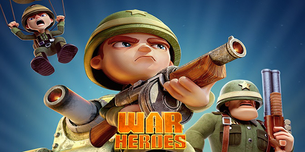 War Heroes Cheat Hack Online Generator Gems and Gold Unlimited