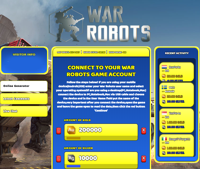 War Robots Cheat, War Robots Cheat online, War Robots Cheat apk, War Robots apk mod, War Robots mod online, War Robots generator, War Robots cheats codes, War Robots cheats, War Robots unlimited Gold and Silver, War Robots Cheat android, War Robots cheat Gold and Silver, War Robots tricks, War Robots cheat unlimited Gold and Silver, War Robots online generator, War Robots free Gold and Silver, War Robots tips, War Robots apk mod, War Robots hack, War Robots hack online, War Robots hack apk, War Robots android hack, War Robots apk cheats, mod War Robots, Cheat War Robots, cheats War Robots, War Robots generator online, War Robots Hack iPhone, War Robots cheats iOS, War Robots Triche, War Robots astuce, War Robots Pirater, War Robots jeu triche,War Robots triche android, War Robots tricher, War Robots outil de triche,War Robots gratuit Gold and Silver, War Robots illimite Gold and Silver, War Robots astuce android, War Robots tricher jeu, War Robots telecharger triche, War Robots code de triche, War Robots cheat online, War Robots generator Gold and Silver, War Robots cheat generator, War Robots hacken, War Robots beschummeln, War Robots betrügen, War Robots betrügen Gold and Silver, War Robots unbegrenzt Gold and Silver, War Robots Gold and Silver frei, War Robots hacken Gold and Silver, War Robots Gold and Silver gratuito, War Robots mod Gold and Silver, War Robots trucchi, War Robots engañar