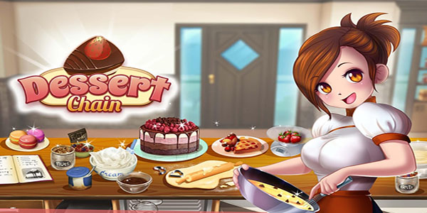 Dessert Chain Cafe Waitress Cheat Hack Online Gems and Coins
