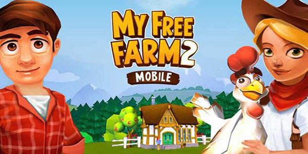 My Free Farm 2 Cheat Hack Online Diamonds and Coins Unlimited