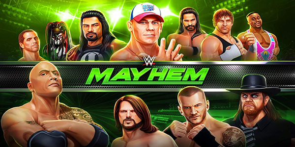 WWE Mayhem Cheat Hack Online Gold and Cash Unlimited