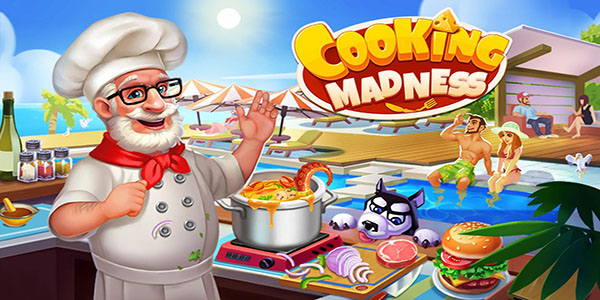 Cooking Madness Cheat Hack Online Generator Diamonds and Coins
