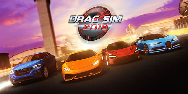 Drag Sim 2018 Cheat Hack Online Generator Money and Coins Unlimited