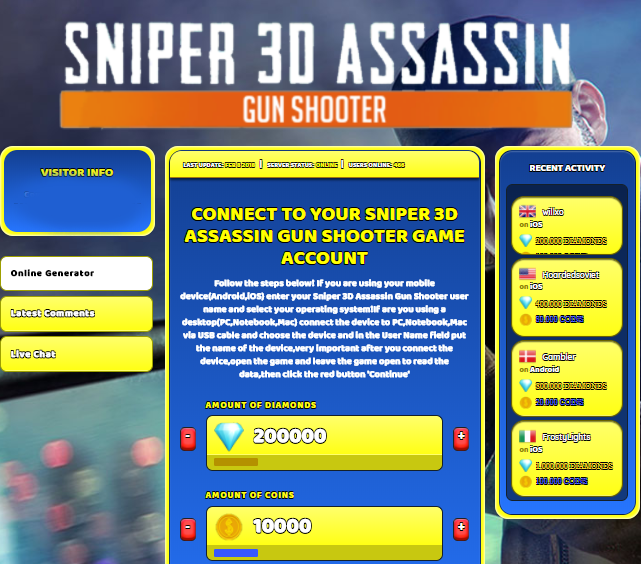 Sniper 3D Assassin Gun Shooter Cheat, Sniper 3D Assassin Gun Shooter Cheat online, Sniper 3D Assassin Gun Shooter Cheat apk, Sniper 3D Assassin Gun Shooter apk mod, Sniper 3D Assassin Gun Shooter mod online, Sniper 3D Assassin Gun Shooter generator, Sniper 3D Assassin Gun Shooter cheats codes, Sniper 3D Assassin Gun Shooter cheats, Sniper 3D Assassin Gun Shooter unlimited Diamonds and Coins, Sniper 3D Assassin Gun Shooter Cheat android, Sniper 3D Assassin Gun Shooter cheat Diamonds and Coins, Sniper 3D Assassin Gun Shooter tricks, Sniper 3D Assassin Gun Shooter cheat unlimited Diamonds and Coins, Sniper 3D Assassin Gun Shooter online generator, Sniper 3D Assassin Gun Shooter free Diamonds and Coins, Sniper 3D Assassin Gun Shooter tips, Sniper 3D Assassin Gun Shooter apk mod, Sniper 3D Assassin Gun Shooter hack, Sniper 3D Assassin Gun Shooter hack online, Sniper 3D Assassin Gun Shooter hack apk, Sniper 3D Assassin Gun Shooter android hack, Sniper 3D Assassin Gun Shooter apk cheats, mod Sniper 3D Assassin Gun Shooter, Cheat Sniper 3D Assassin Gun Shooter, cheats Sniper 3D Assassin Gun Shooter, Sniper 3D Assassin Gun Shooter generator online, Sniper 3D Assassin Gun Shooter Hack iPhone, Sniper 3D Assassin Gun Shooter cheats iOS, Sniper 3D Assassin Gun Shooter Triche, Sniper 3D Assassin Gun Shooter astuce, Sniper 3D Assassin Gun Shooter Pirater, Sniper 3D Assassin Gun Shooter jeu triche,Sniper 3D Assassin Gun Shooter triche android, Sniper 3D Assassin Gun Shooter tricher, Sniper 3D Assassin Gun Shooter outil de triche,Sniper 3D Assassin Gun Shooter gratuit Diamonds and Coins, Sniper 3D Assassin Gun Shooter illimite Diamonds and Coins, Sniper 3D Assassin Gun Shooter astuce android, Sniper 3D Assassin Gun Shooter tricher jeu, Sniper 3D Assassin Gun Shooter telecharger triche, Sniper 3D Assassin Gun Shooter code de triche, Sniper 3D Assassin Gun Shooter cheat online, Sniper 3D Assassin Gun Shooter generator Diamonds and Coins, Sniper 3D Assassin Gun Shooter cheat generator, Sniper 3D Assassin Gun Shooter hacken, Sniper 3D Assassin Gun Shooter beschummeln, Sniper 3D Assassin Gun Shooter betrügen, Sniper 3D Assassin Gun Shooter betrügen Diamonds and Coins, Sniper 3D Assassin Gun Shooter unbegrenzt Diamonds and Coins, Sniper 3D Assassin Gun Shooter Diamonds and Coins frei, Sniper 3D Assassin Gun Shooter hacken Diamonds and Coins, Sniper 3D Assassin Gun Shooter Diamonds and Coins gratuito, Sniper 3D Assassin Gun Shooter mod Diamonds and Coins, Sniper 3D Assassin Gun Shooter trucchi, Sniper 3D Assassin Gun Shooter engañar